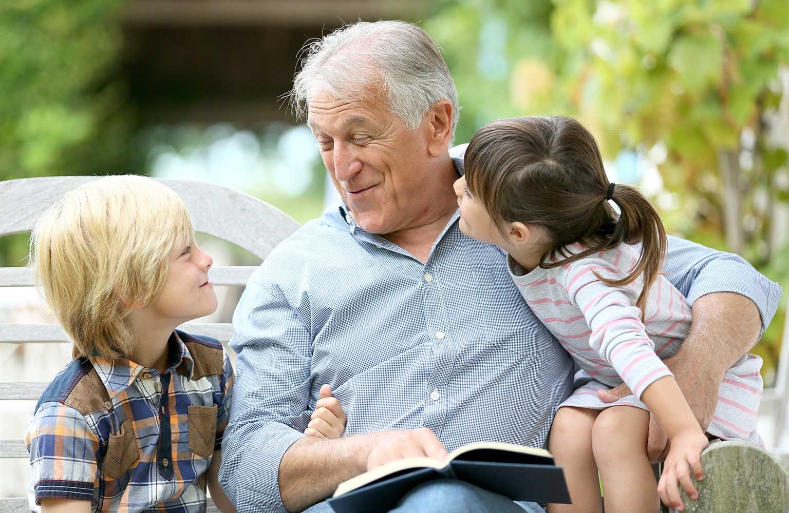 Got the grandkids? Ideas for things to do together…