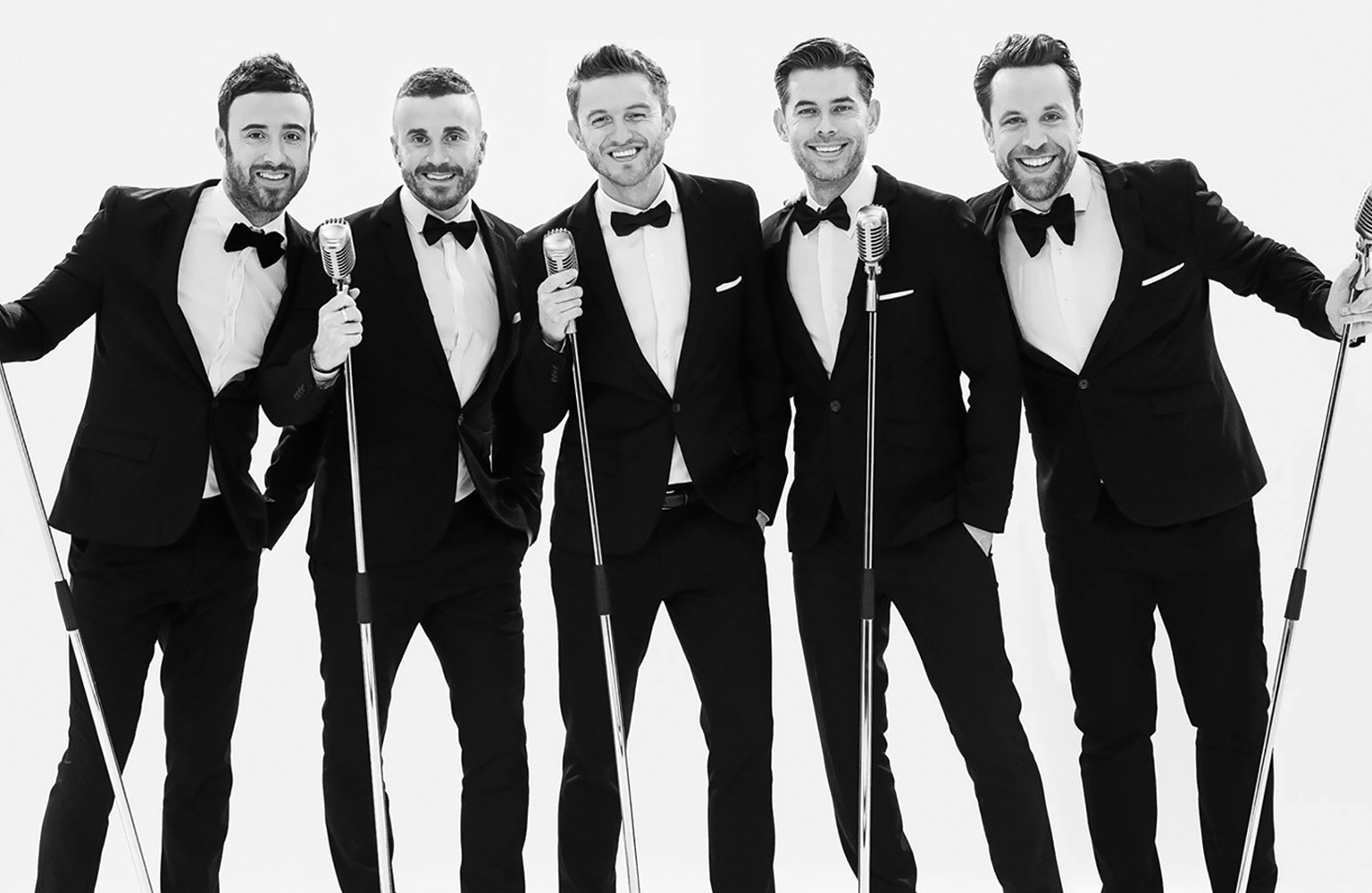 Sweet Soul Music: Doo-wop to The Overtones and read our profile on the boys