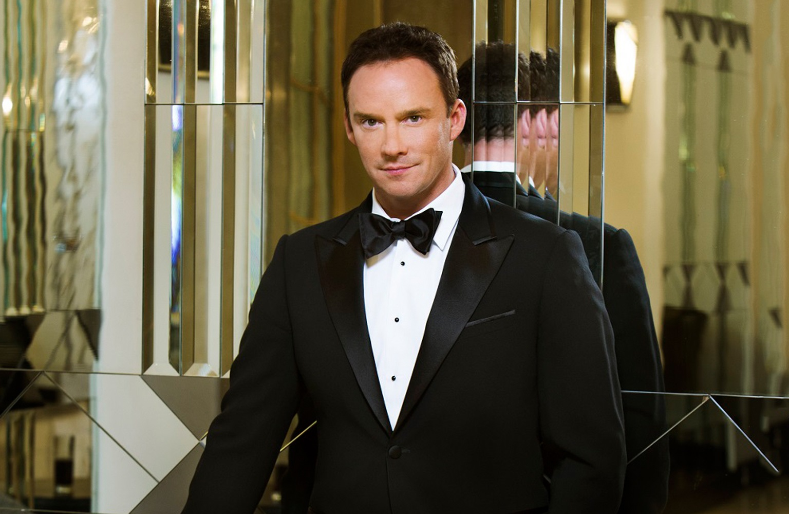 Discover 'The Voice' Russell Watson as we profile the singer