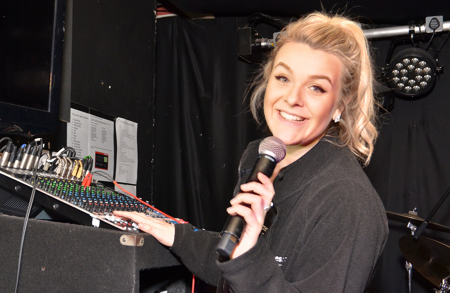 A day in the life of the day entertainments team…meet Chloe