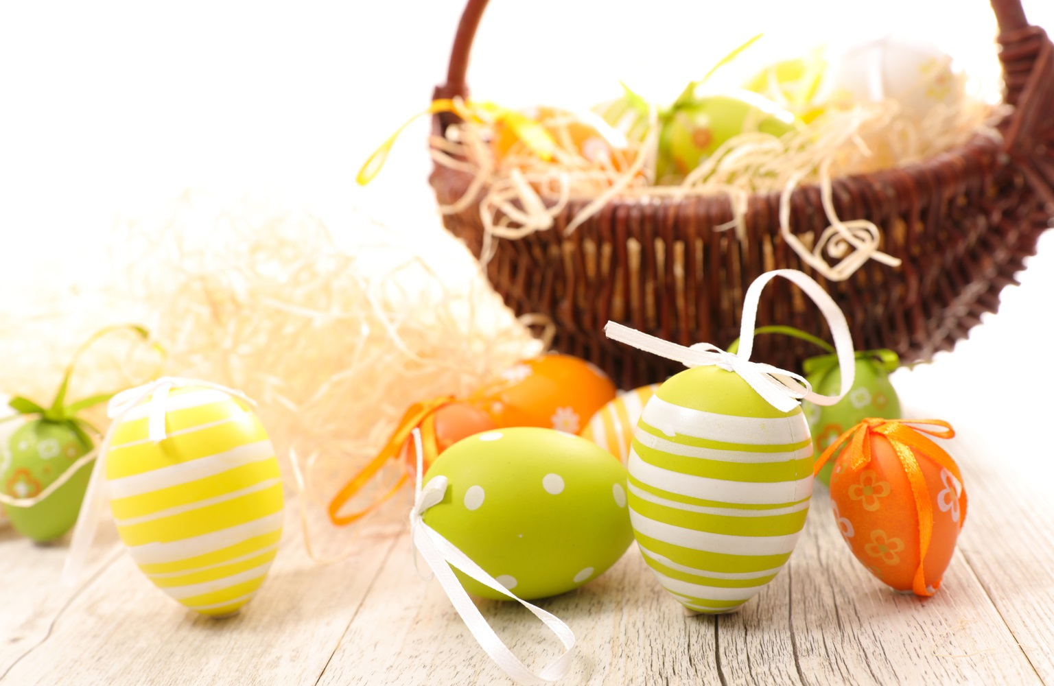 Get cracking with our Easy Easter craft ideas: Make an Easter basket, paint eggs and more