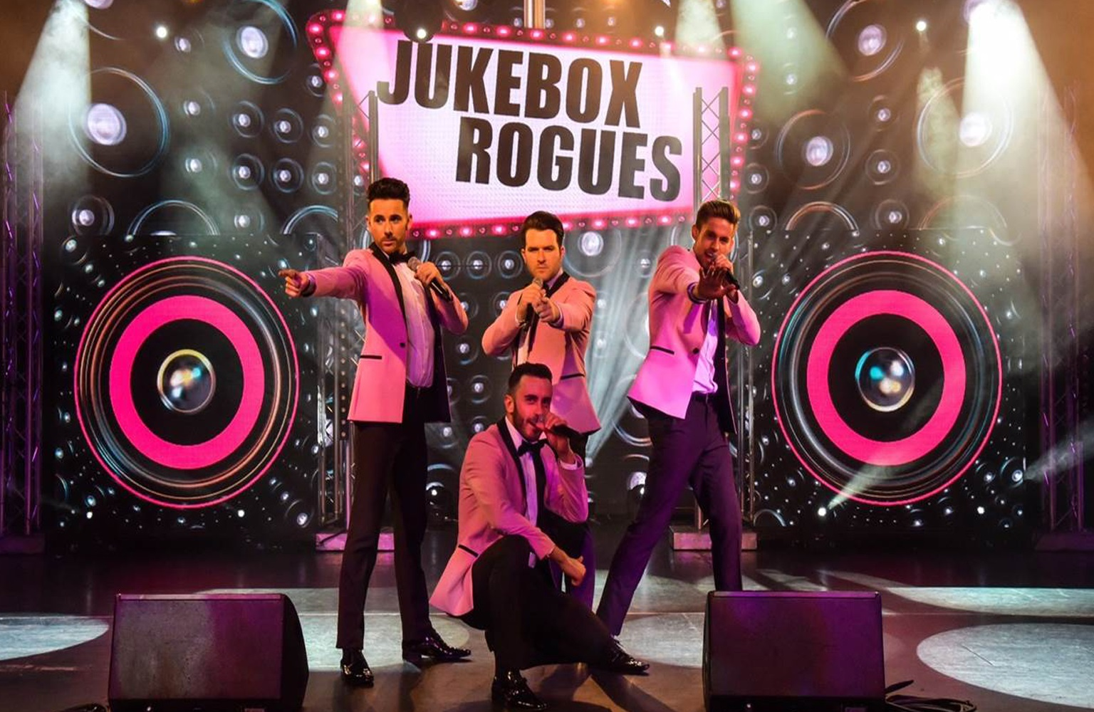Meet the Jukebox Rogues