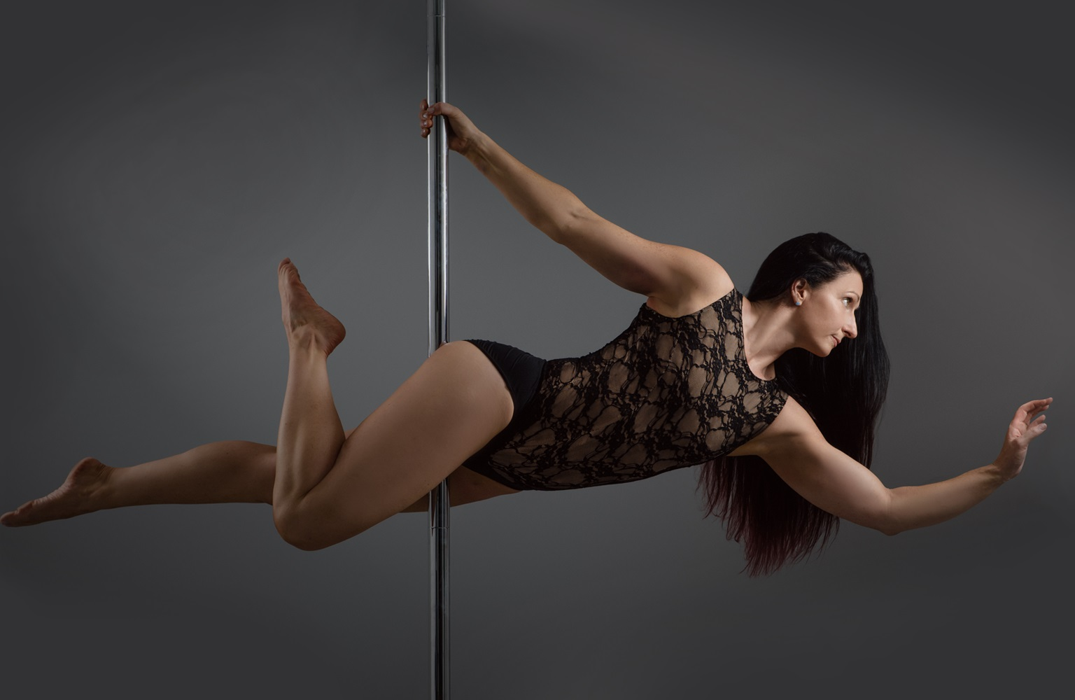 Meet gravity-defying dance instructor Kathy Buller