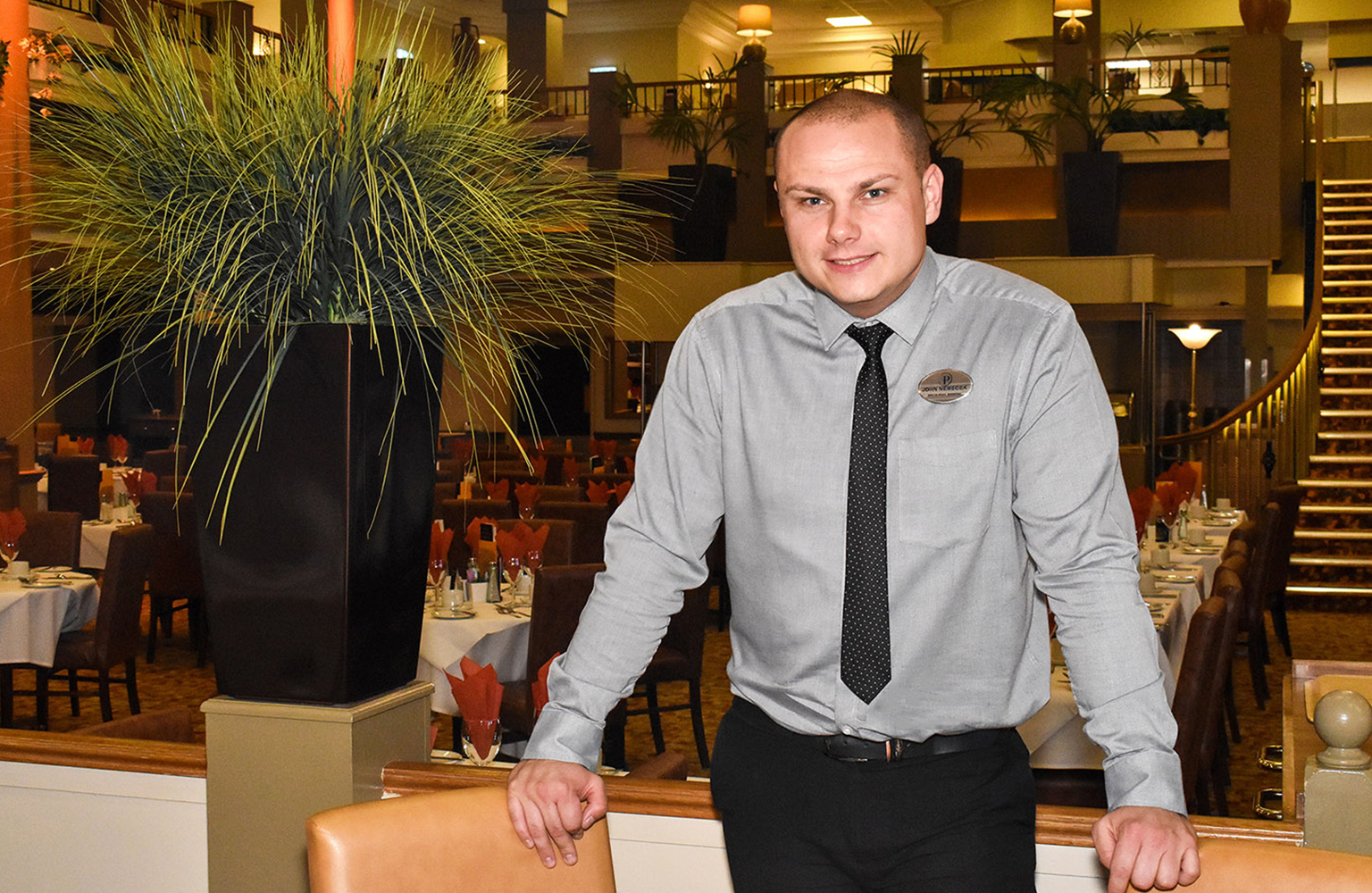 National Waiters Day: Meet Restaurant Manager John Nemecek