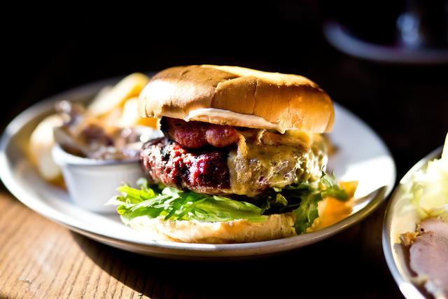 Oak Burger