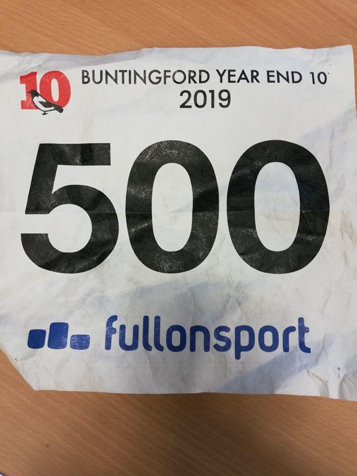 500th race