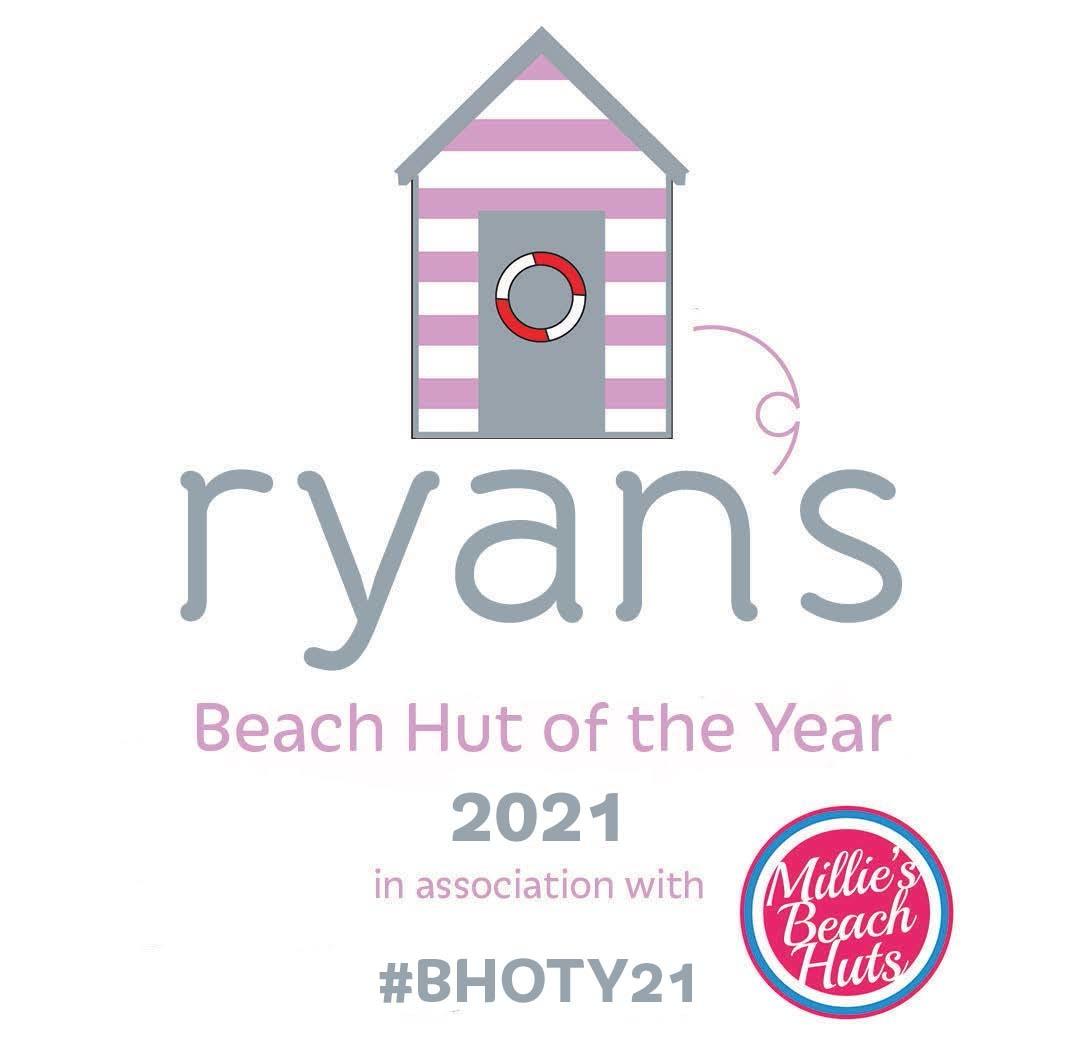 Beach Hut of the Year logo