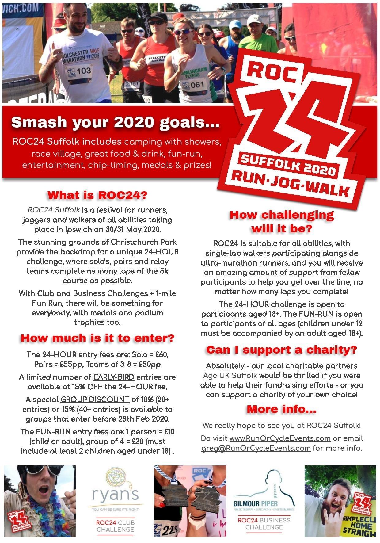 ROC24 Suffolk 2020