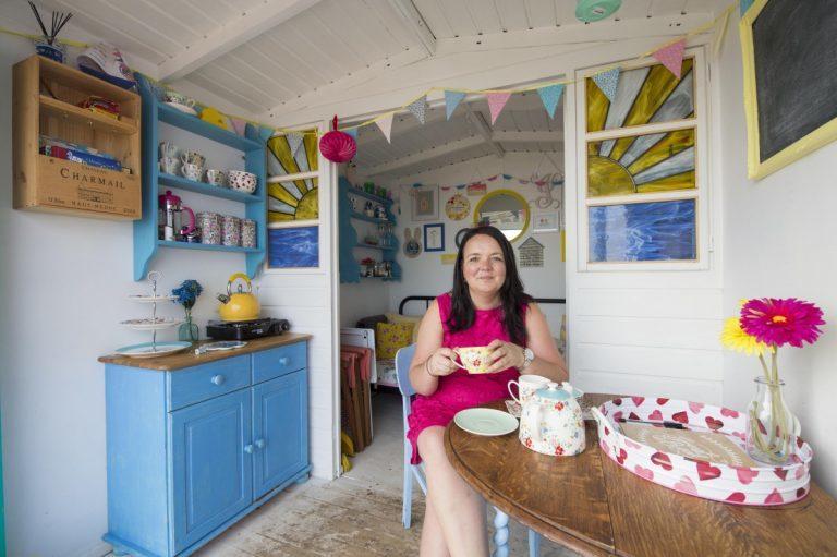 Vicky Gunn - Millie's Beach Huts