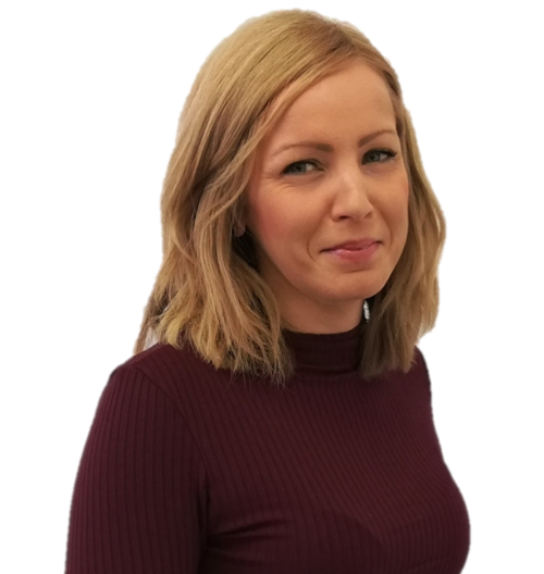 Caroline Hunt Cert CII - Corporate Division Manager