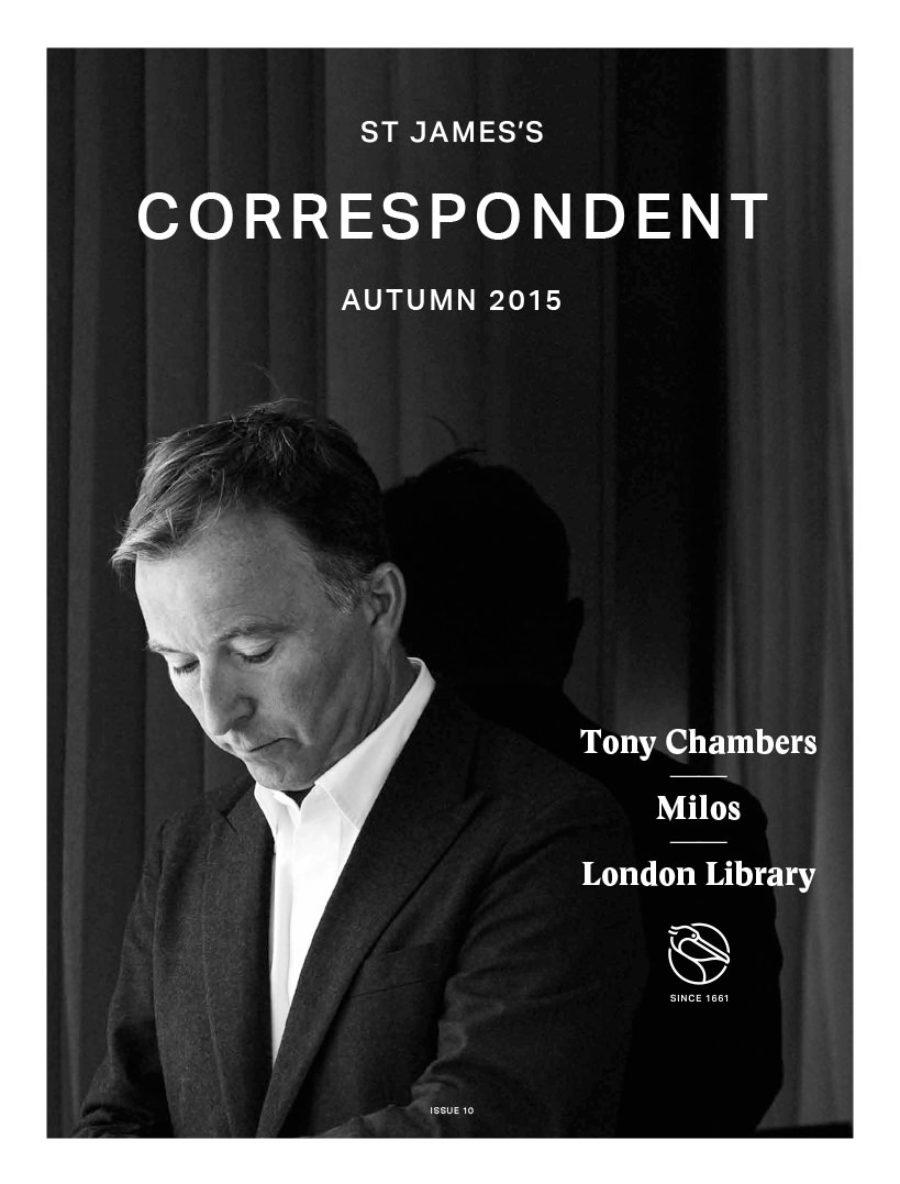 ISSUE 10 - AUTUMN 2015