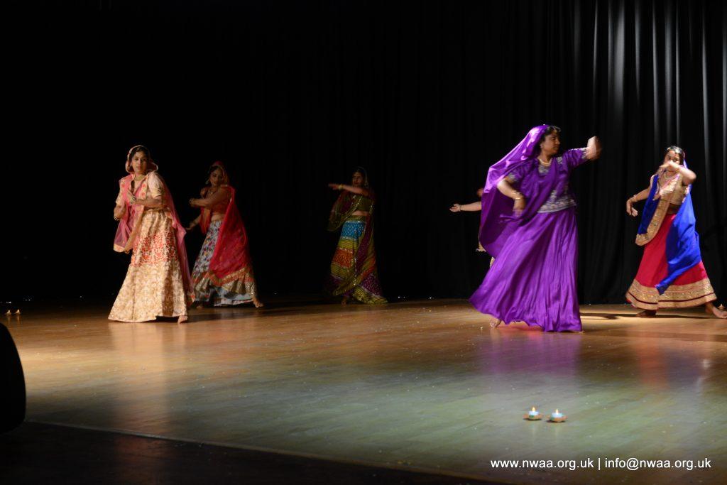 North West Asian Arts Rhythm of India 2018 - Folk