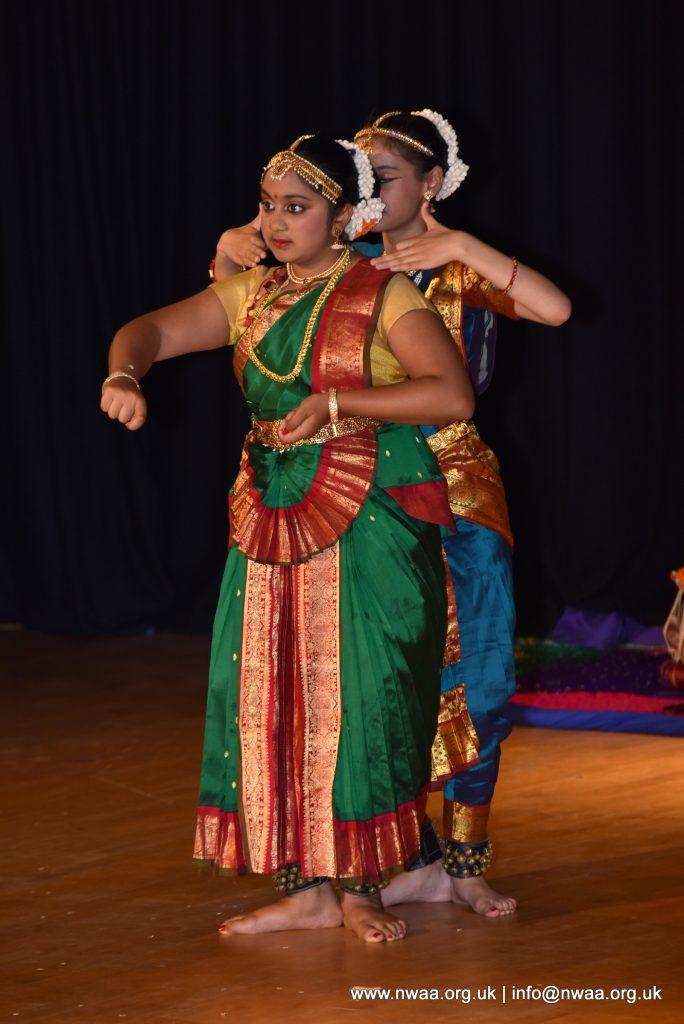 Rhythm of India 2018 - Bharatanatyam