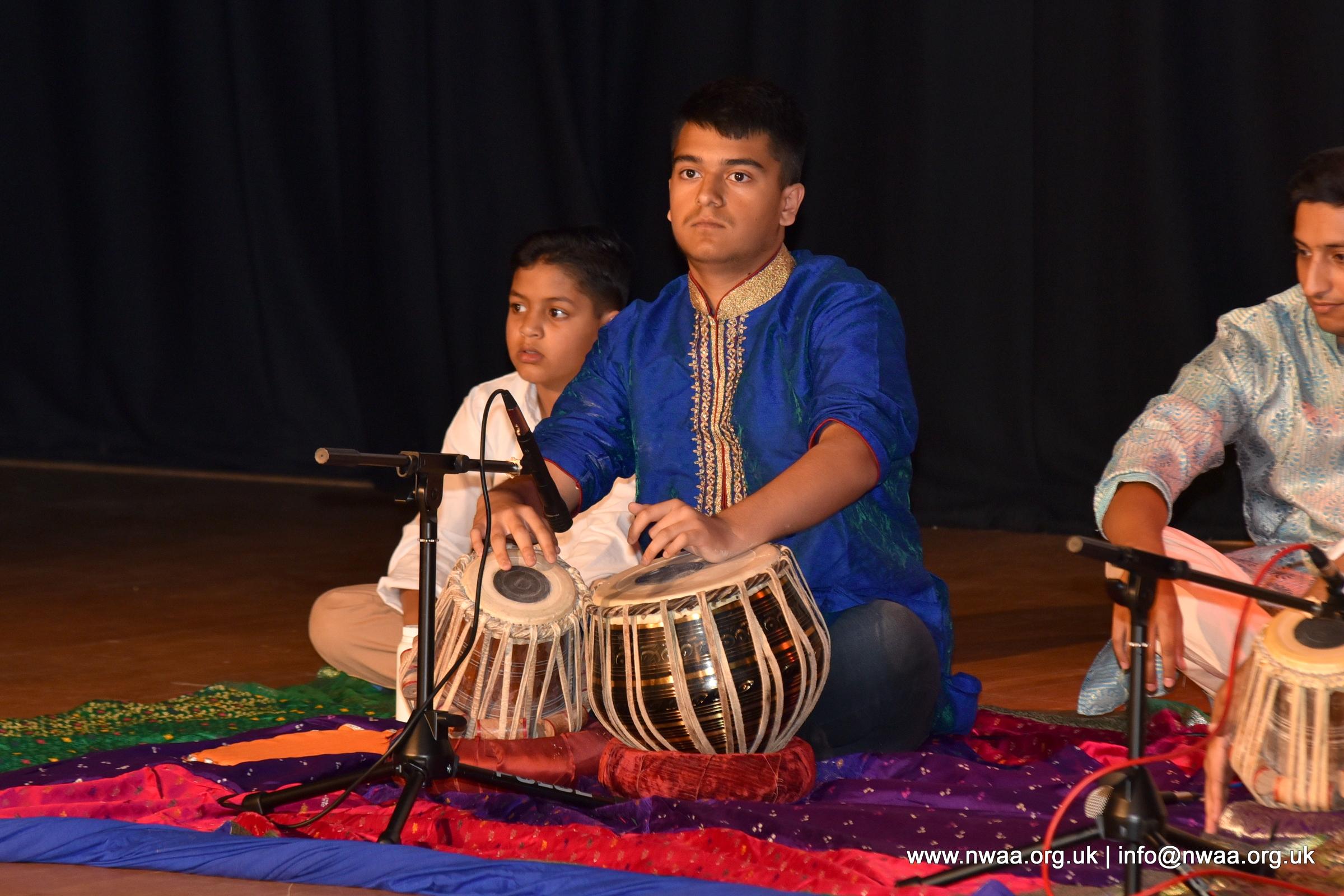 Rhythm of India 2018 - Tabla