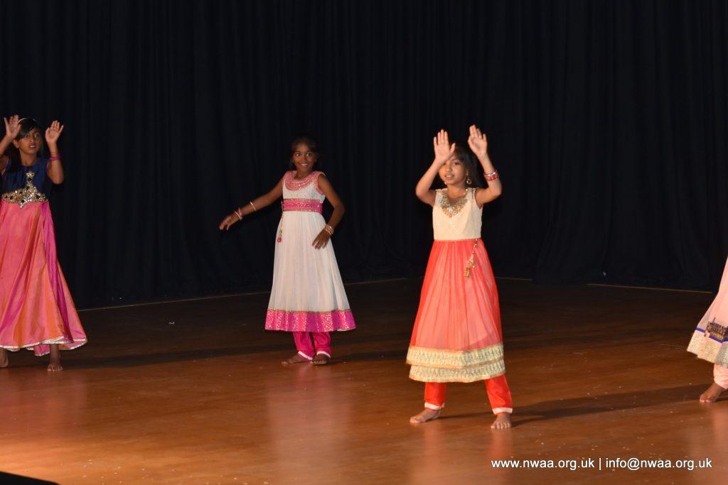 North West Asian Arts -  Rhythm of India 2018 - Bollywood