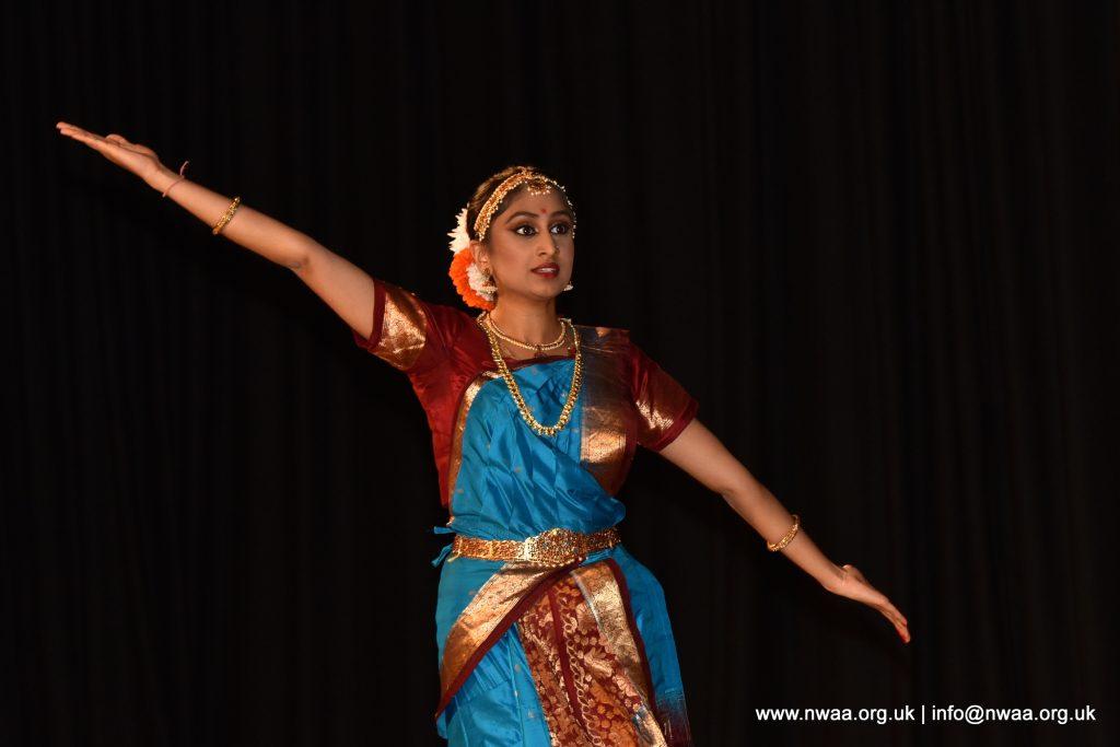 North West Asian Arts -  Rhythm of India 2018 - Bharatanatyam