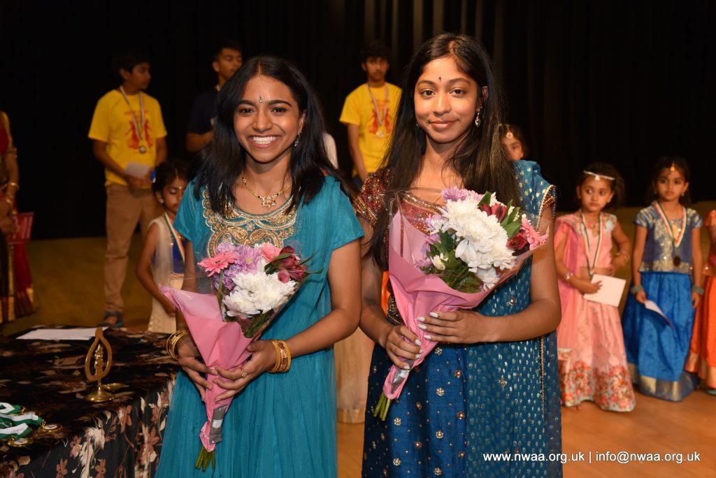 North West Asian Arts -  Rhythm of India 2018 - Shima Awards