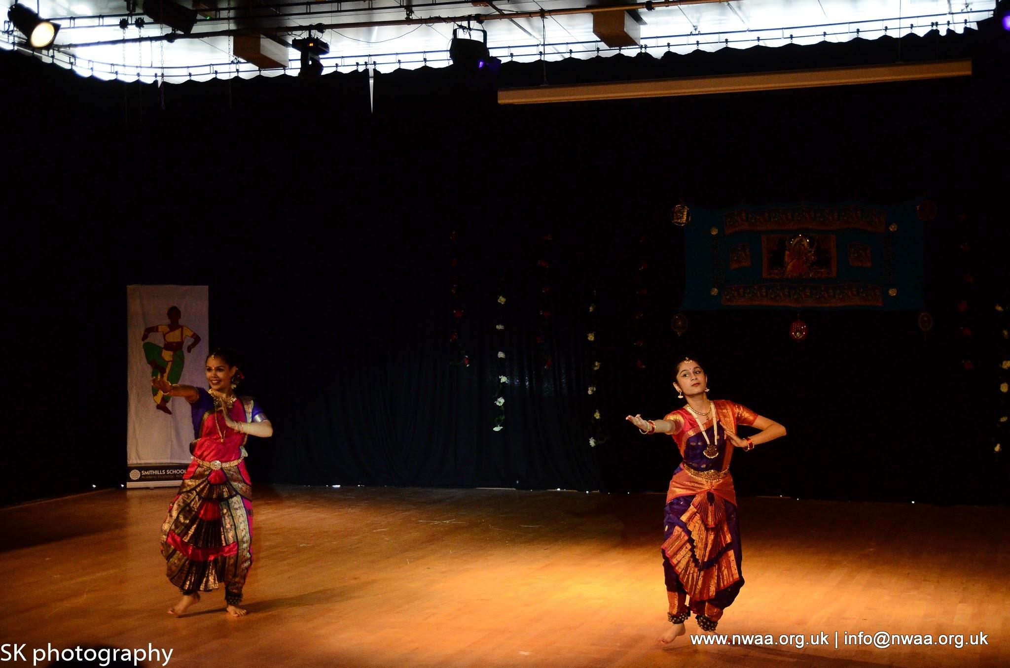 North West Asian Arts - Rhythm of India 2016 - Bharatanatyam in Bolton, Manchester