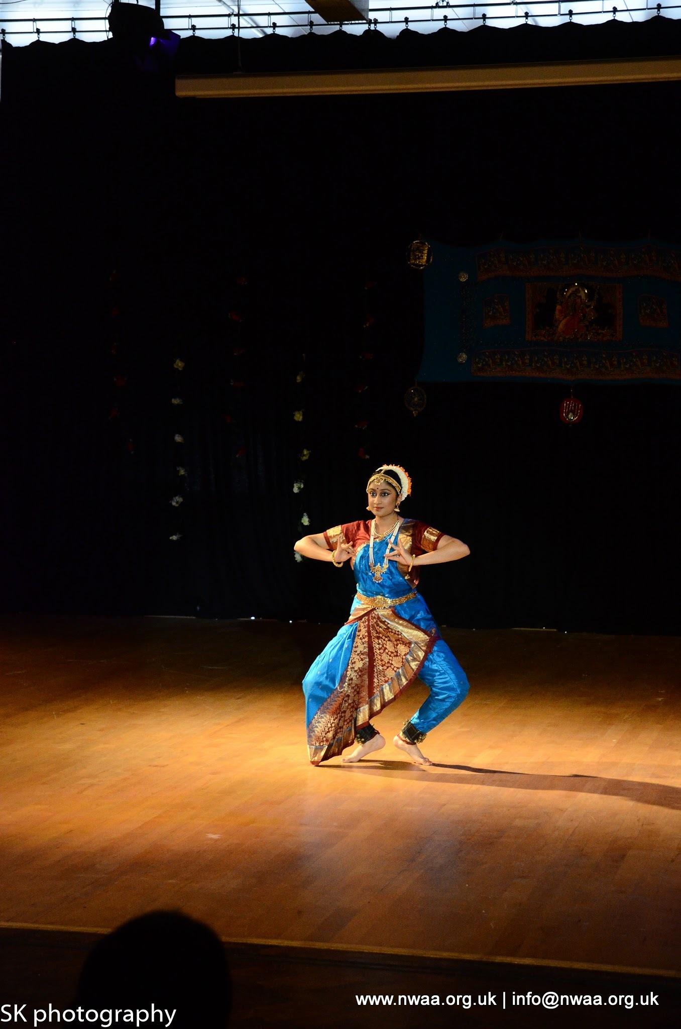 North West Asian Arts - Rhythm of India 2016 - Neha Khimani - Bharatanatyam