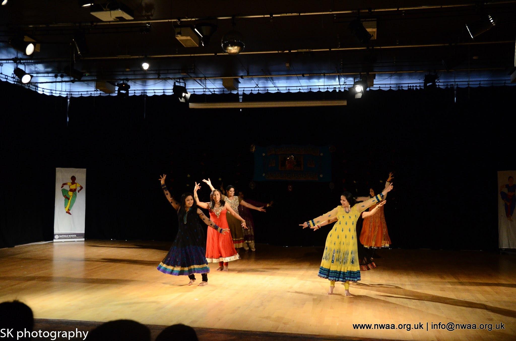 North West Asian Arts - Rhythm of India 2016 - Adults Bollywood Bolton