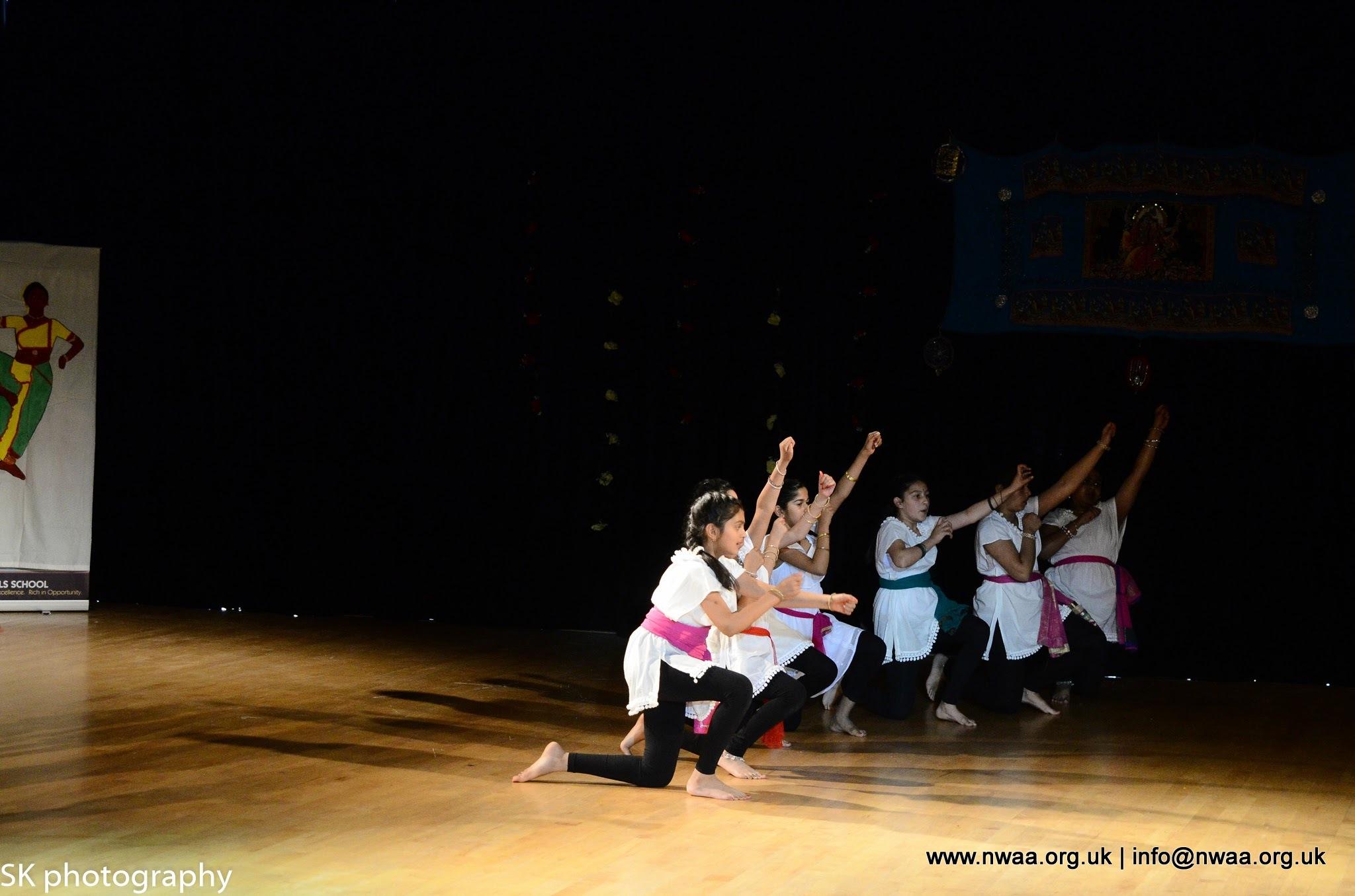 North West Asian Arts - Rhythm of India 2016 - Bollywood Bolton