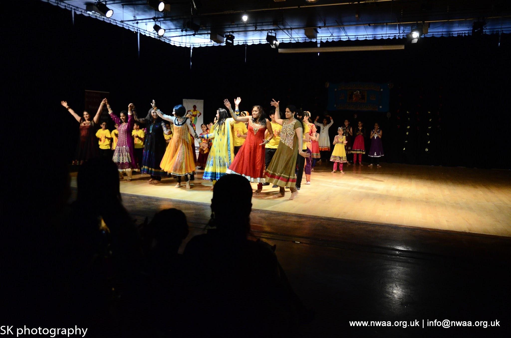 North West Asian Arts - Rhythm of India 2016