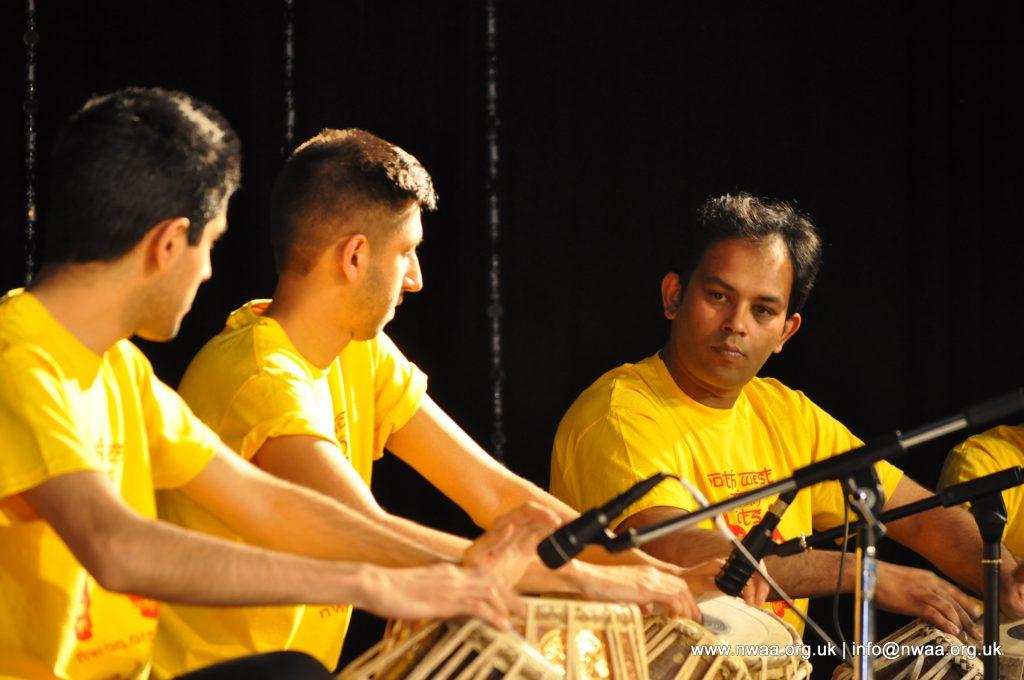North West Asian Arts, Bolton, Tabla, Naye Sitaare, Ustad Shahbaz Hussain