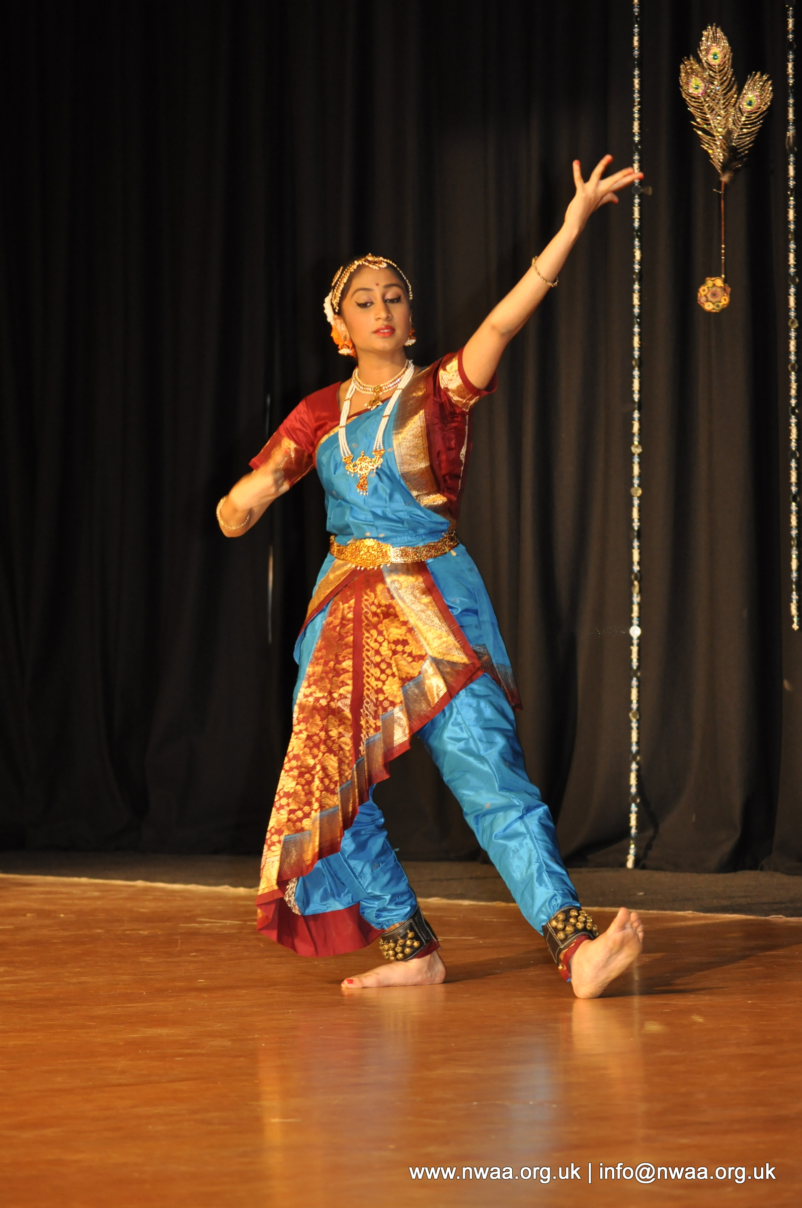 North West Asian Arts, Bolton, Bharatanatyam, Naye Sitaare, Neha Khimani