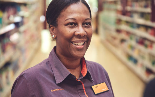 Sainsbury's Online Shopper