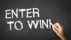 Competition: Win an IPad Mini and Monthly Prizes