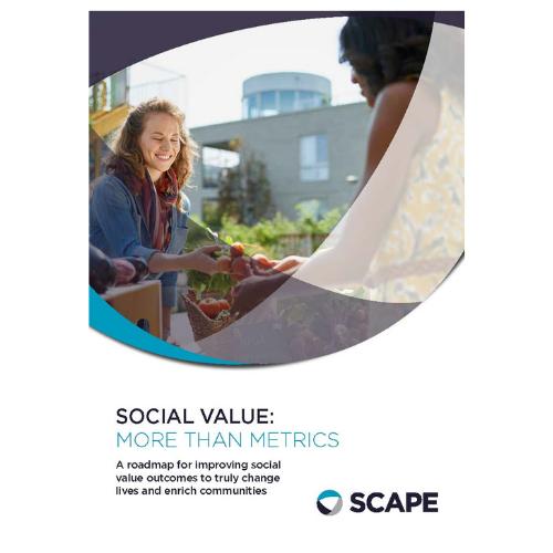 Social Value: More Than Metrics