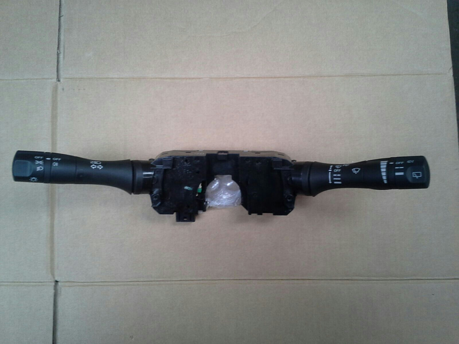 NISSAN MICRA 2013 MODEL WIPER / INDICATOR SWITCHES