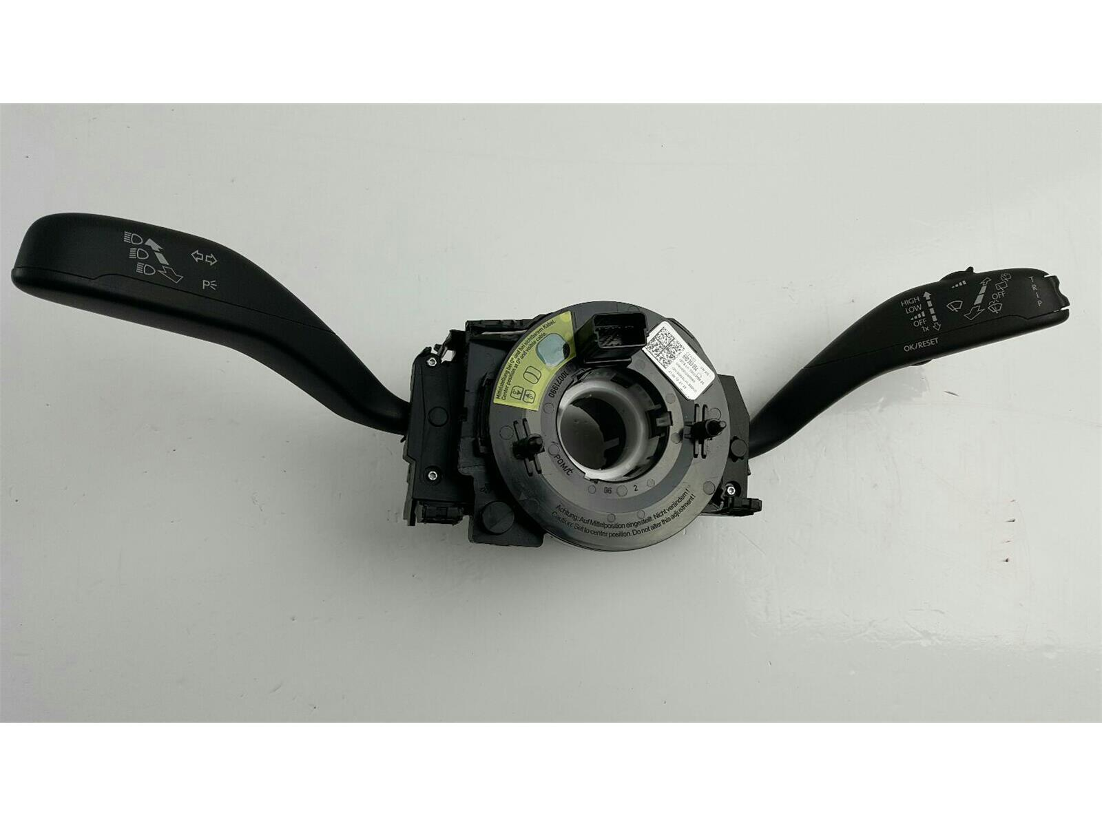 Volkswagen Polo 2010 To 2014 Switches Steering Column Petrol Manual For Sale From Scb