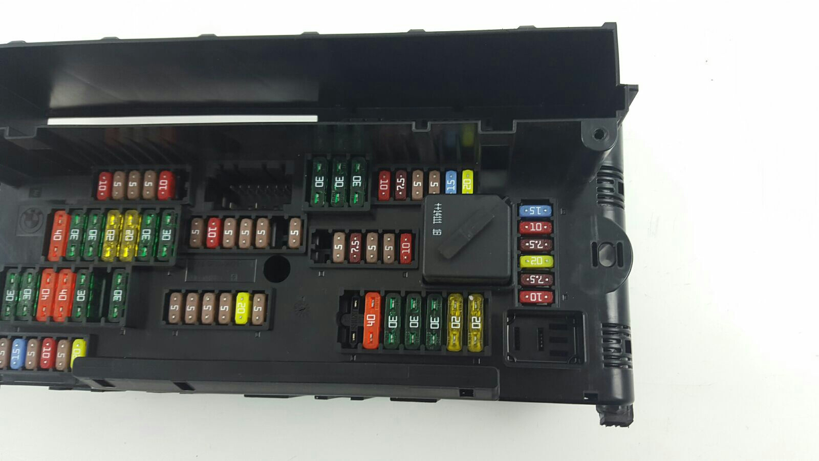 Bmw 5 Series Fuse Box Wiring Diagram Experts 97 2013 To 2016 Diesel Automatic For Sale 1997