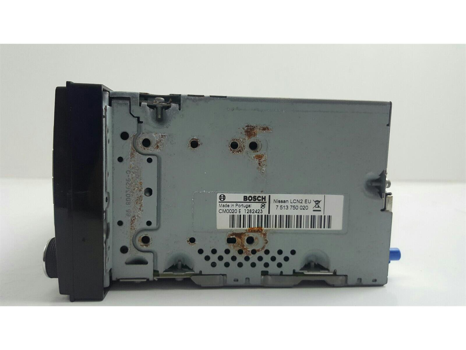 MK2 Nissan Note LCN20A Satellite Navigation