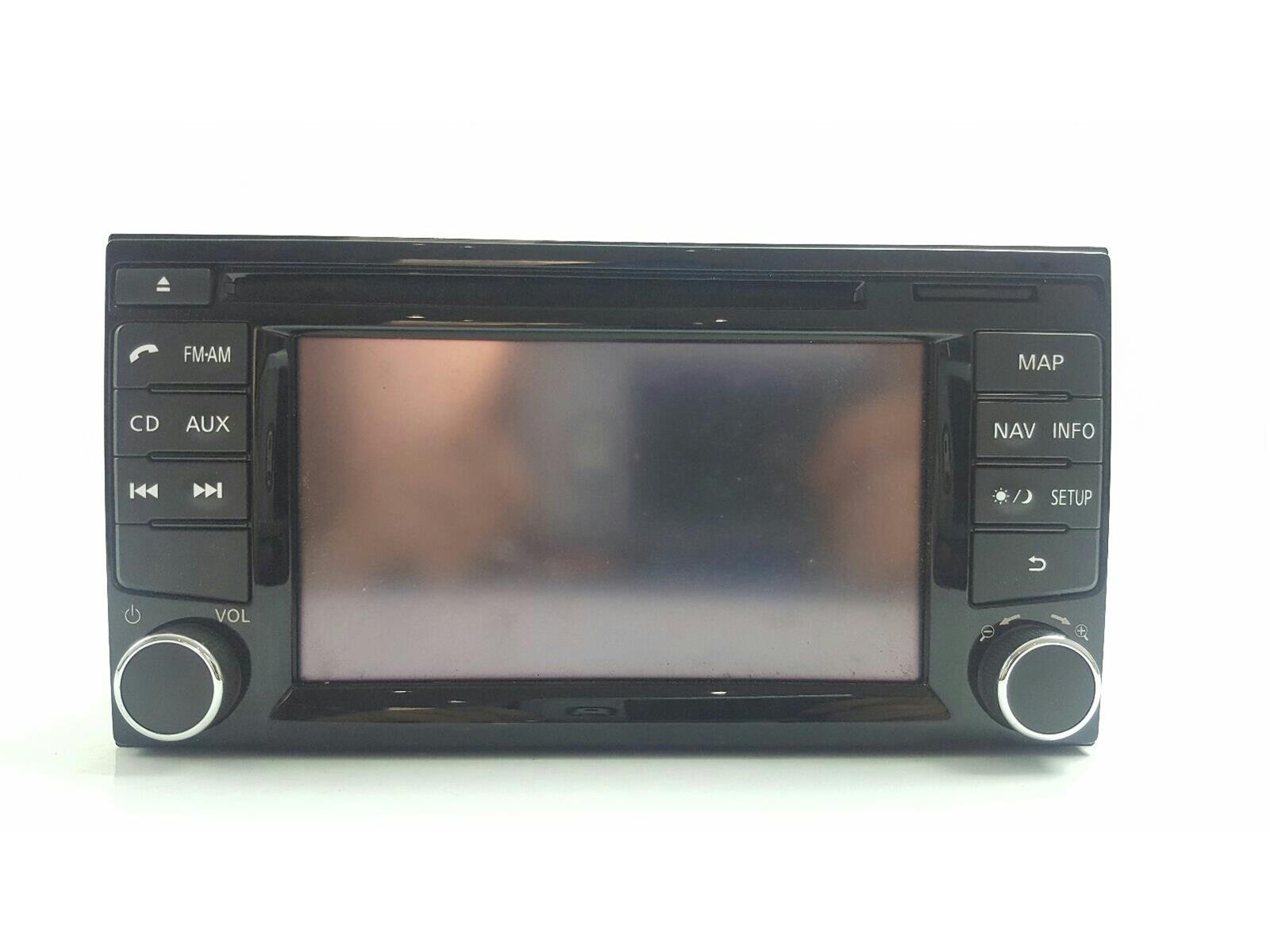 2014 MK2 Nissan Note LCN20A Satellite Navigation