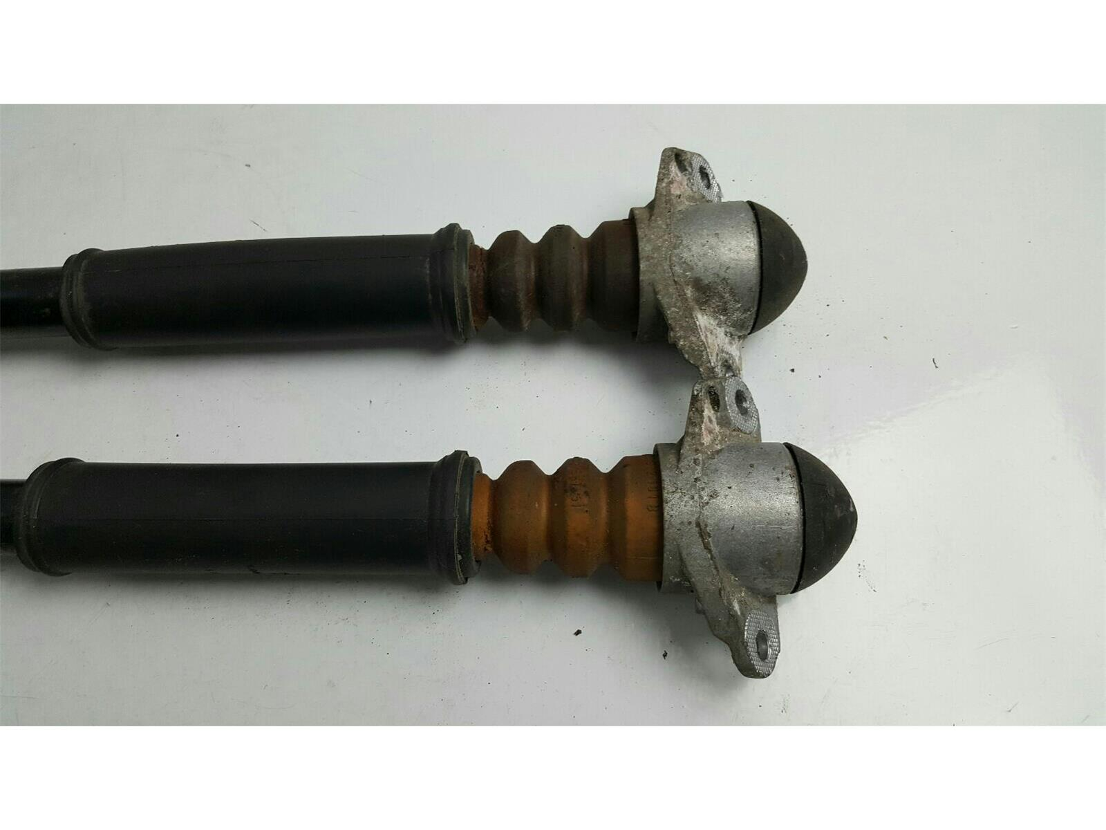 Volkswagen Polo 2010 To 2014 Shock Absorber Rear Petrol