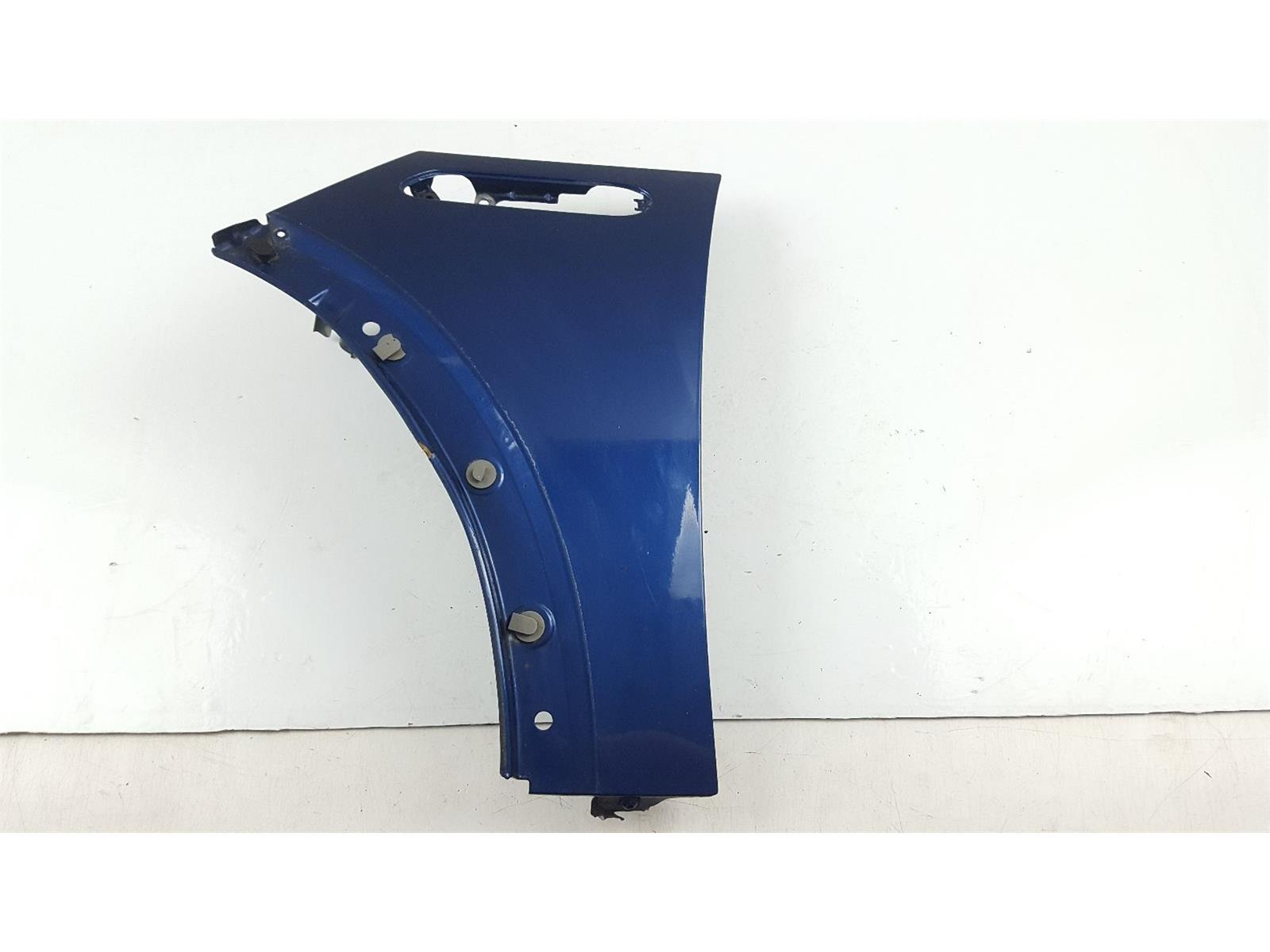 (2003) R50 Mini Cooper Front Wing LH NS Passenger Side Blue