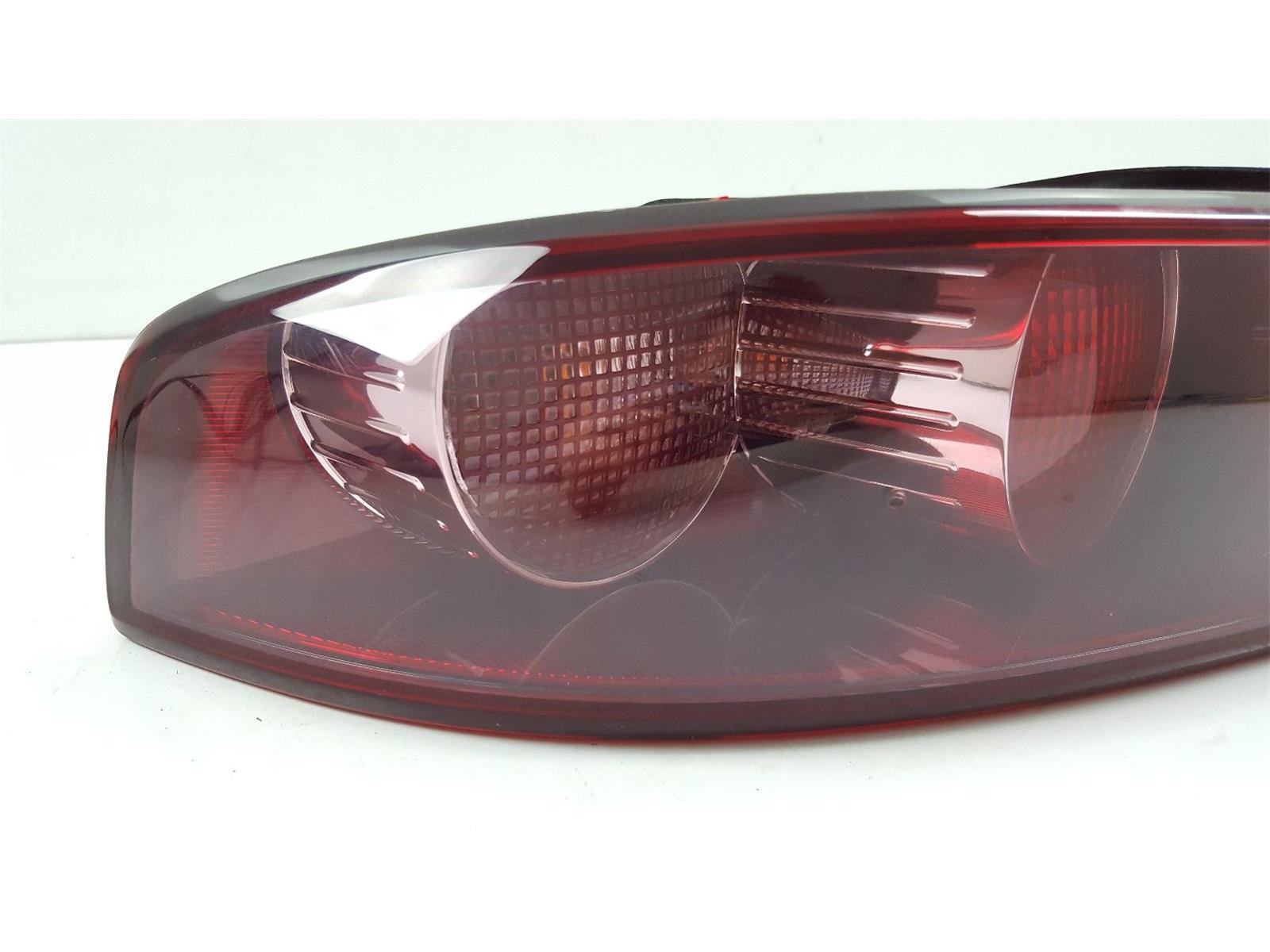 Alfa Romeo 159 2006 To 2009 Lamp Assembly Rear Lh Petrol Manual Tail Lights Mk1 Light Ns Passenger Side 4 Door