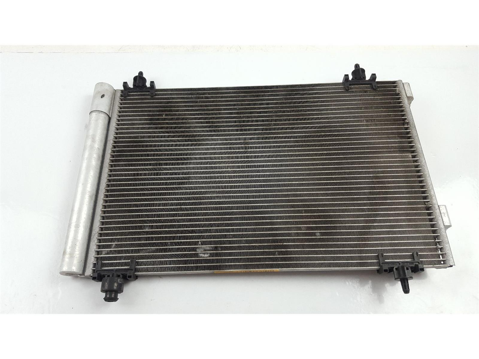 (2016) Peugeot Partner 2 II  Air Conditioning Condenser Radiator 9682531580 BEHR