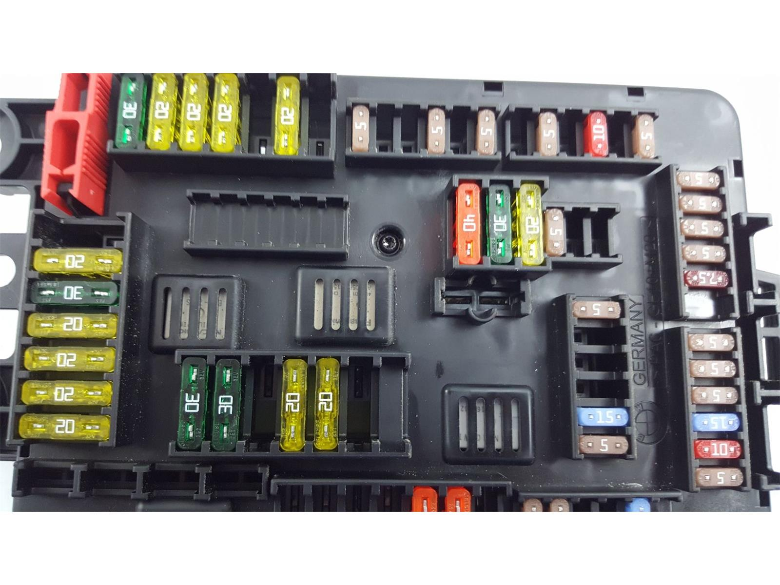 Bmw 3 Series 2012 To 2015 Fuse Box Diesel Manual For Sale From German 2014 F31 320d 9337884 01