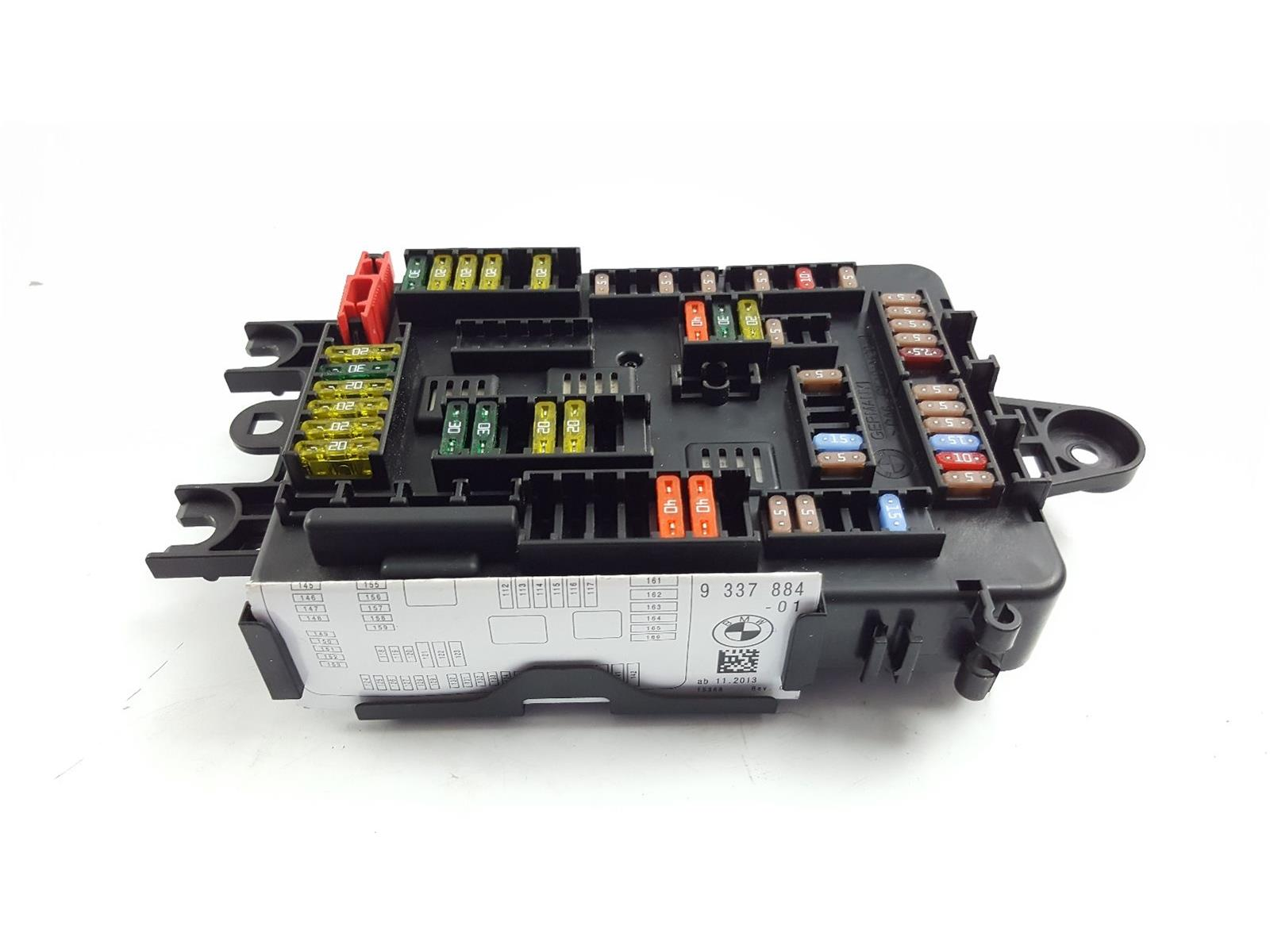 ... 2014 F31 BMW 3 Series 320d FUSE BOX 9337884-01 ...