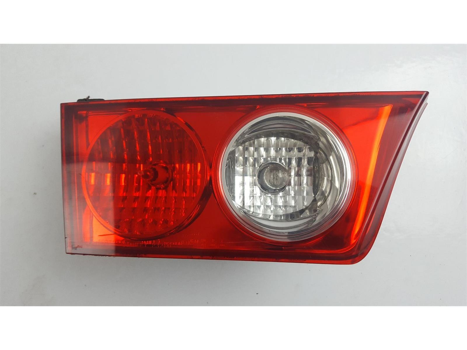 Honda Accord 2003 To 2005 Lamp Assembly Rear Lh Petrol Manual Tail Light 2004 Mk6 Inner Ns Passenger 34156sea003
