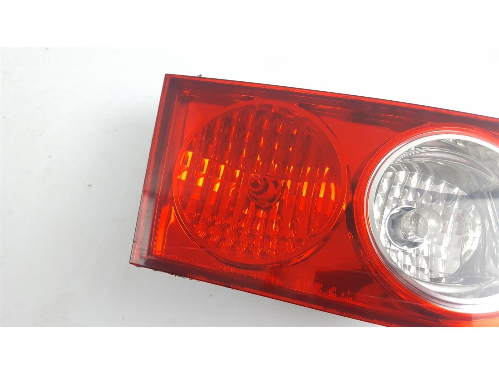 Honda Accord 2003 To 2005 Lamp Assembly Rear Lh Petrol Manual Tail Light Mk6 Inner Ns Passenger 34156sea003