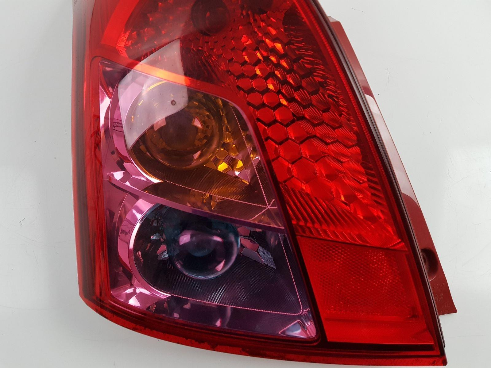 Suzuki Swift 2005 To 2010 Lamp Assembly Rear LH (Petrol