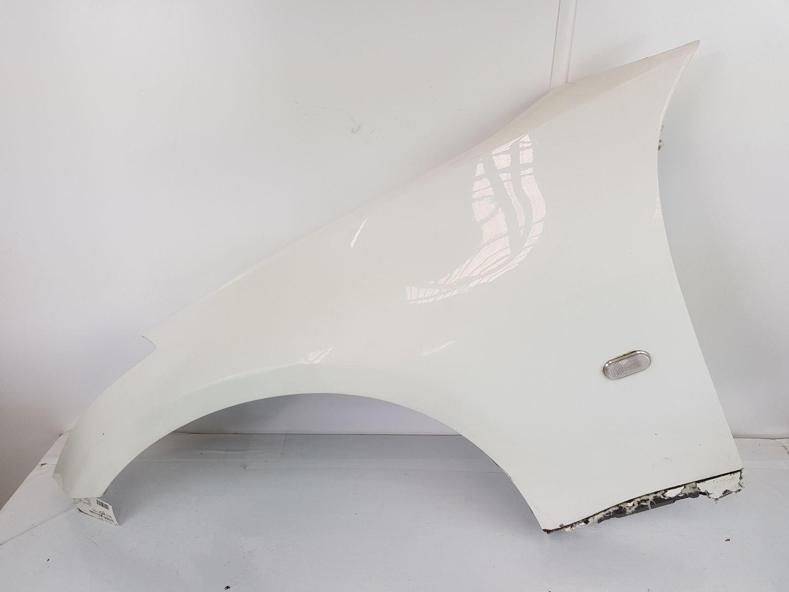 2005 MK1 Nissan 350Z FRONT WING LH Passenger Side White F3101CD4MA