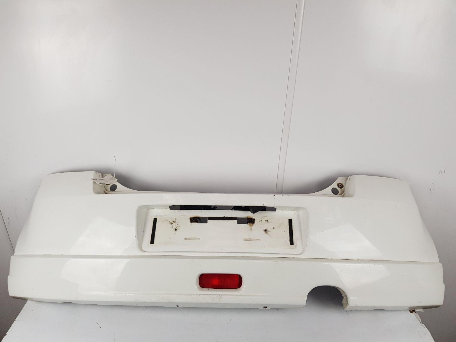 Suzuki Swift 2005 To 2010 Bumper Rear (Diesel / Manual) for