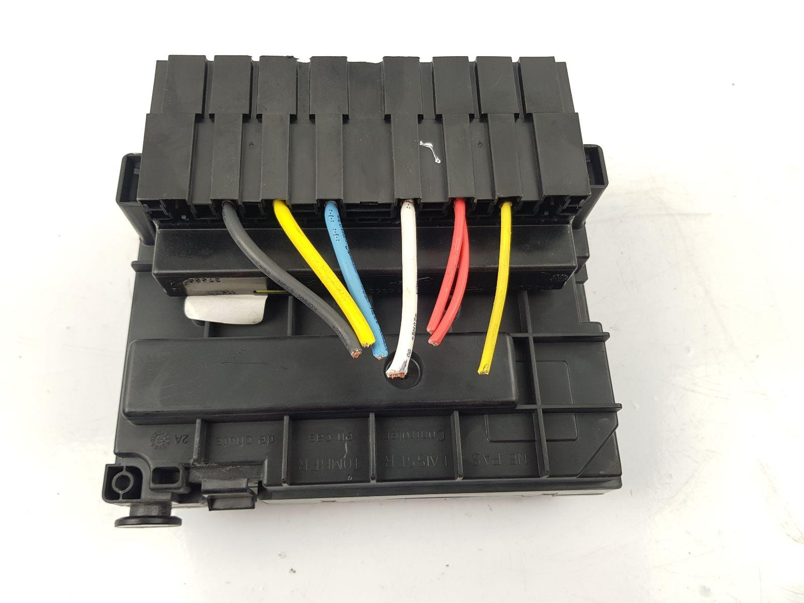 Peugeot 308 2008 To 2010 Fuse Box Diesel Manual For Sale From Transformer Mk1 T7 9664706280