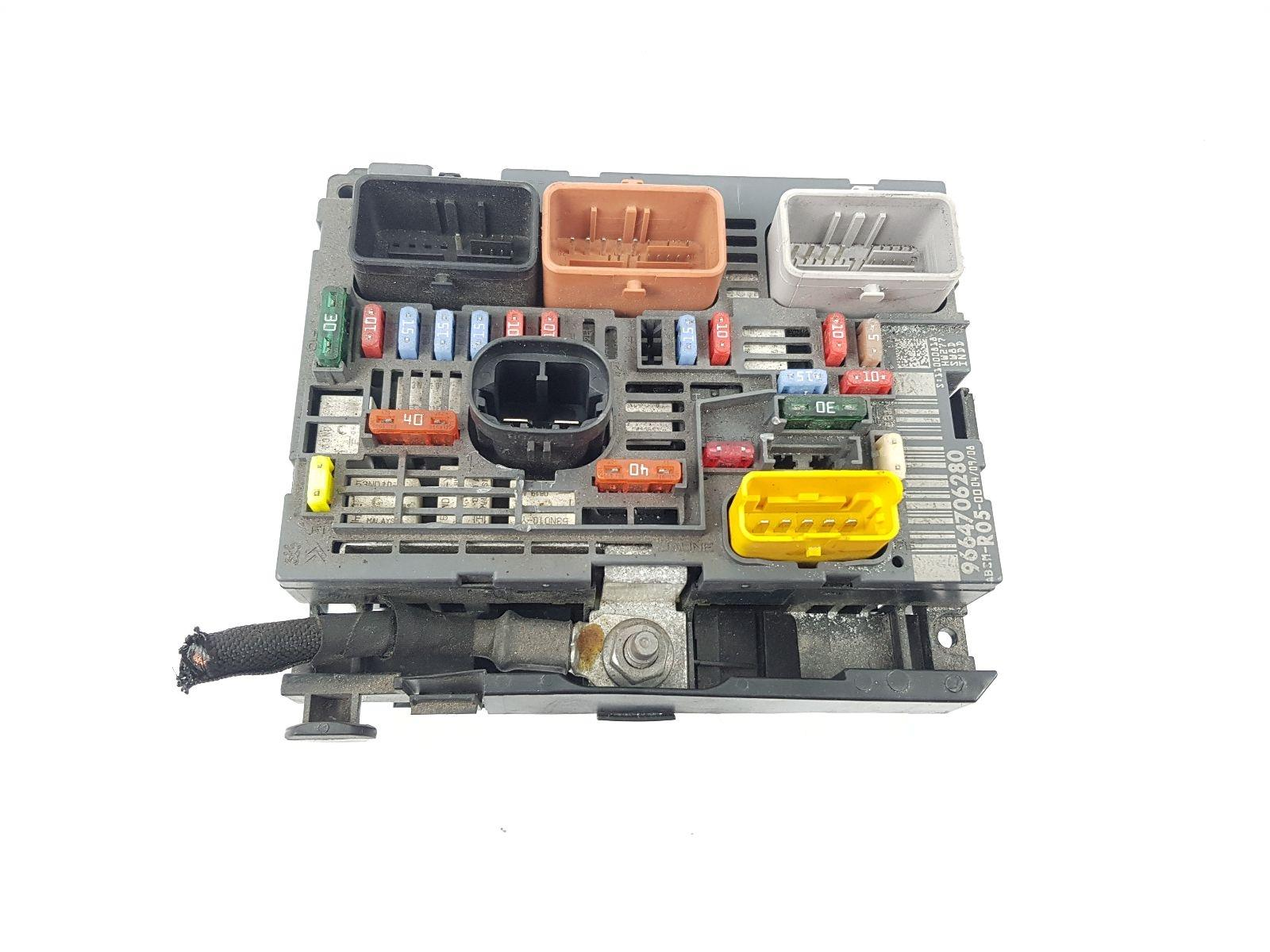 Peugeot 308 2008 To 2010 Fuse Box Diesel Manual For Sale From Audi 90