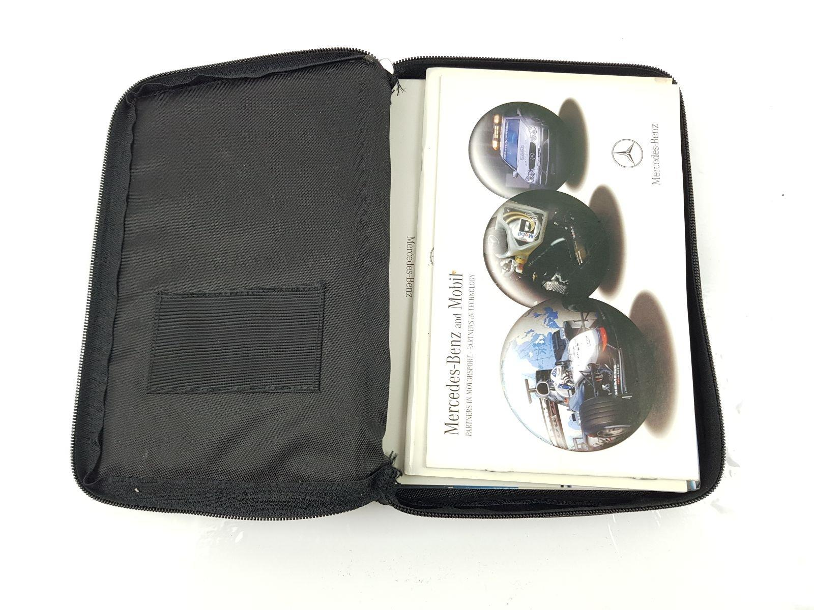 ... 2003-2008 C203 Mercedes C Class OWNERS MANUAL + WALLET ...